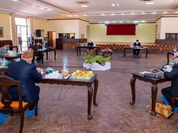 सचिवालयको अनौपचारिक बैठक, प्रधानमन्त्री सहभागी नहुने