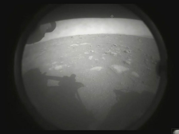 आज बिहान नासाको अन्तरिक्ष यान मंगल ग्रहमा सफल अवतरण